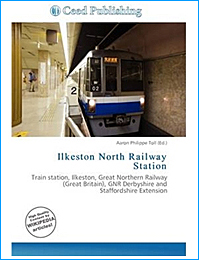 Ilkeston North Railway Book