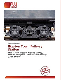 Ilkeston Town Railway Book