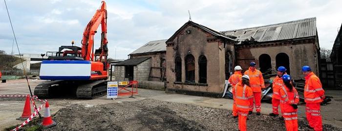 Ilkeston station sites
