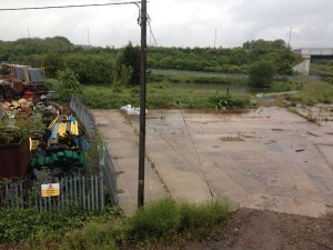 ilkeston-railway-station-site-development-june-2015-coronation-road-on-bridge-2