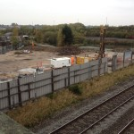 Ilkeston Railway Station October Developments