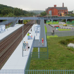 Ilkeston Railway Station Artist's Impression