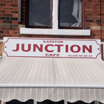 A Quick Coffee Before Your Train Arrives? The Junction Cafe is in Business