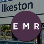 Ilkeston Station EMR Rebranding